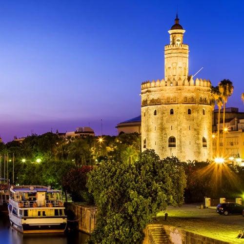 Groepsreis Sevilla