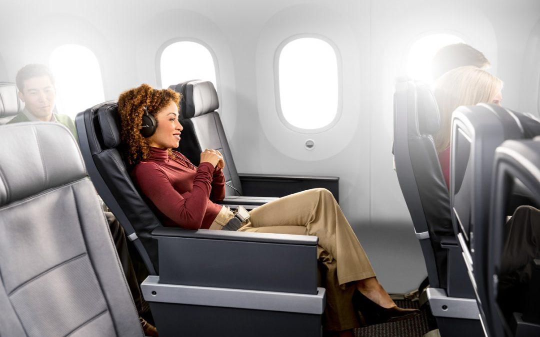 Vlieg met de 787 Dreamliner van Amsterdam naar de VS