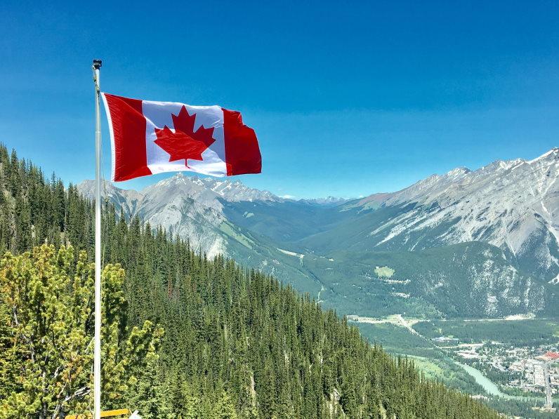 Canada is weer open