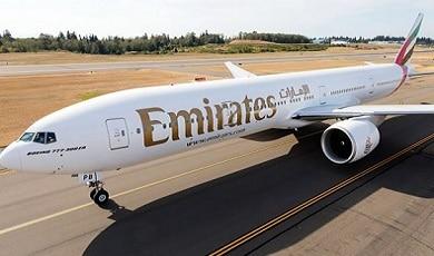 Emirates zet extra vluchten in!