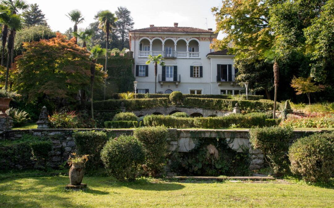 Exclusieve Villa Brandolini in Baveno, Italië