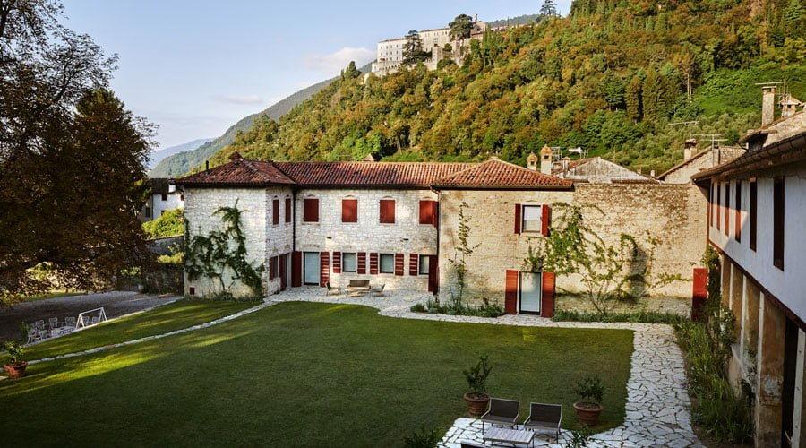 Exclusieve Villa Casa Grande in Veneto, Italië
