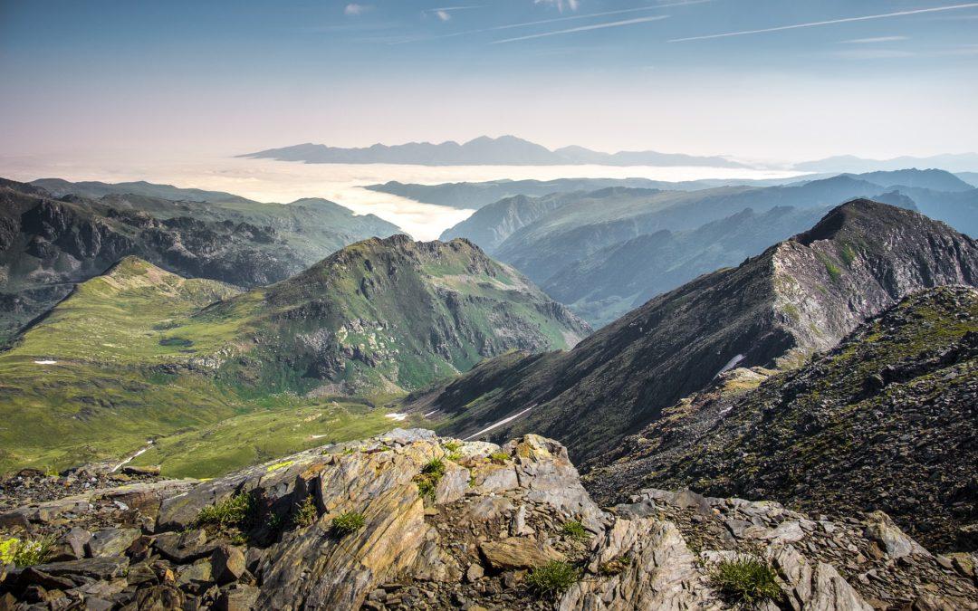 Met privéjet op reis naar Andorra.