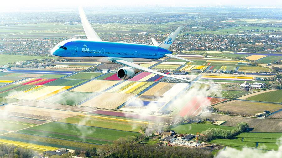 Verzoek tot inchecken handbagage voor passagiers met Light Fare tarief KLM en Air France