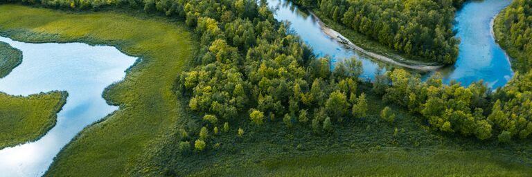 Duurzamer vliegen met KLM