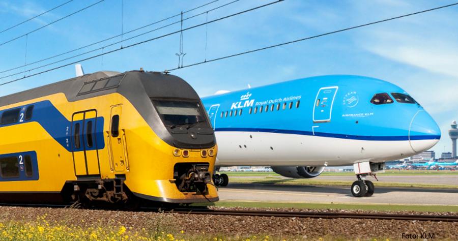 Bewuster op reis? Neem de trein!