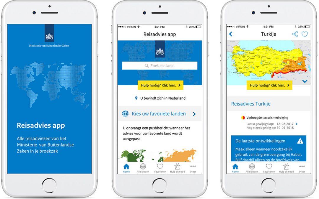 Handy travel app!