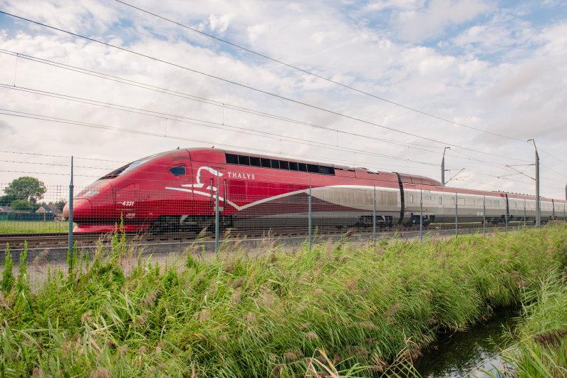 Veel voordeel met Thalys Corporate Fares