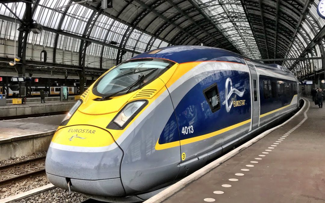 Dutch Railways announces direct Eurostar to London