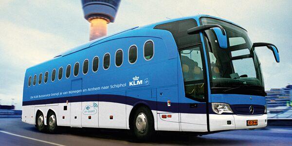 Do you know the KLM bus?