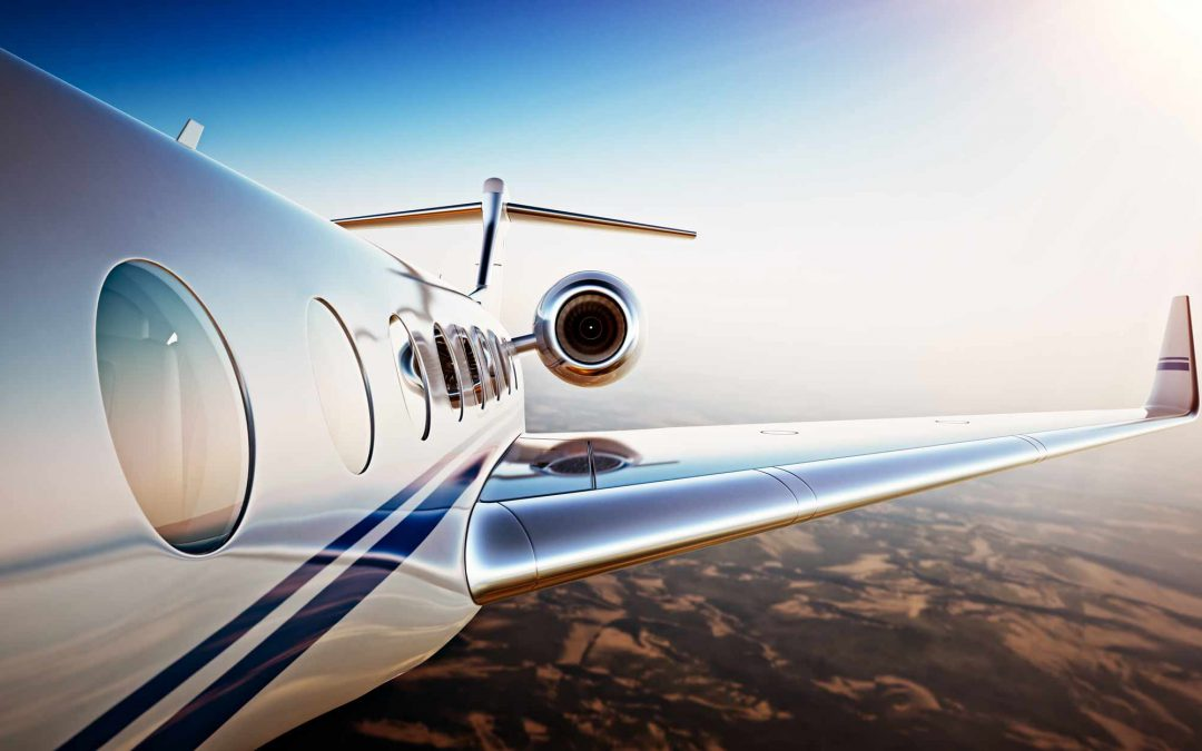 Privé jets, hèt alternatief in tijden van Covid-19, nu ook direct via e-Business Travel te boeken.