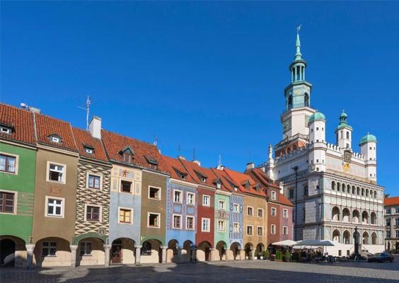Bezoek een van de oudste steden van Polen: Poznan