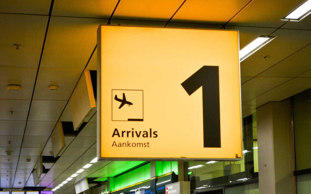 Verplichte sneltest voor reizigers uit het VK, Ierland en Zuid-Afrika