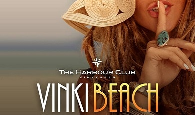 And they are open; 'Vinki Beach'!