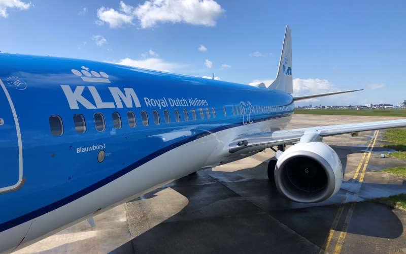 Wifi op Europese vluchten van KLM