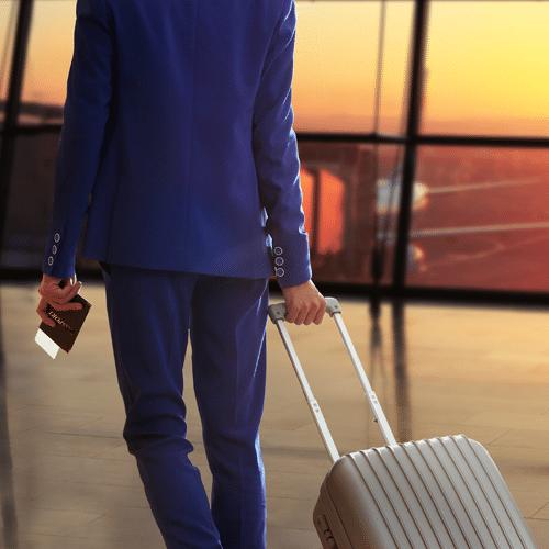 voorbeeld zakenreis checklist
